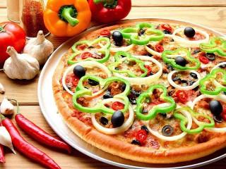 Собирать пазл Итальянская пицца онлайн