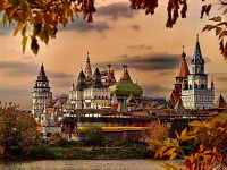 Собирать пазл Измайловский кремль онлайн