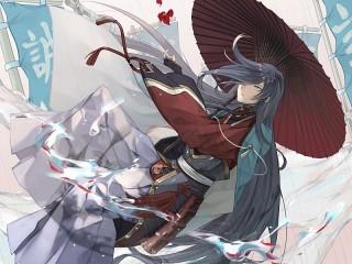 Собирать пазл Izuminokami Kanesada онлайн