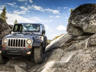 Собирать пазл Jeep онлайн