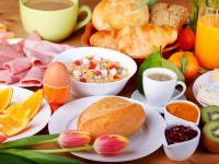 Собирать пазл К завтраку онлайн