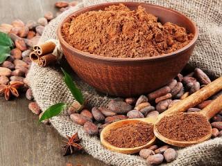 Собирать пазл Какао онлайн