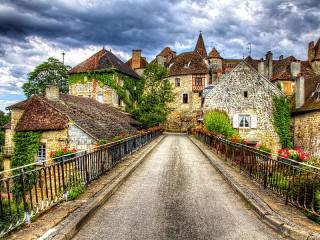 Собирать пазл Карнак Франция онлайн