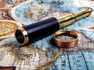 Собирать пазл Карта онлайн