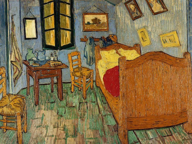 Пазл Собирать пазлы онлайн - Картина Ван Гога