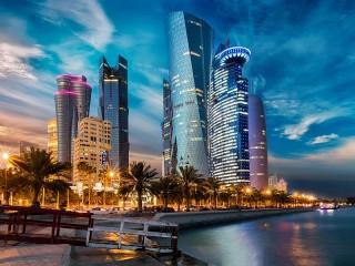 Собирать пазл Катар онлайн