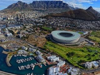 Собирать пазл Кейптаун онлайн