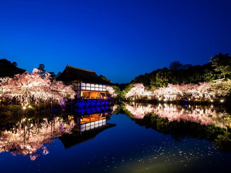 Пазл Собирать пазлы онлайн - Киото