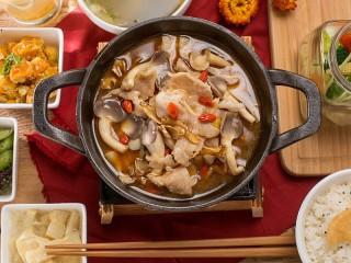 Собирать пазл Китайская кухня онлайн
