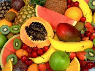 Собирать пазл Кладезь витаминов онлайн