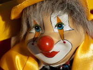 Собирать пазл Клоун онлайн
