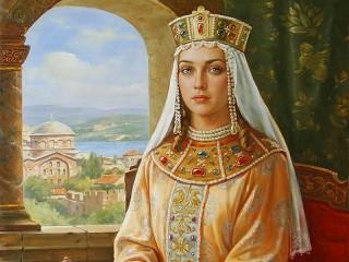 Собирать пазл Княгиня Ольга онлайн