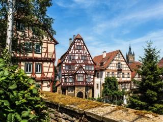 Собирать пазл Кобленц Германия онлайн