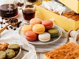 Собирать пазл Кофе и печенье онлайн