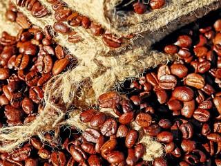 Собирать пазл Кофейные зерна онлайн