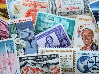 Собирать пазл Коллекционные марки онлайн