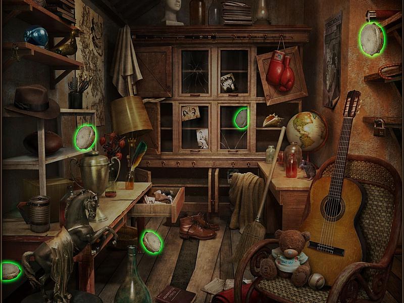 что картинка комната вещи выздоровления кольцов