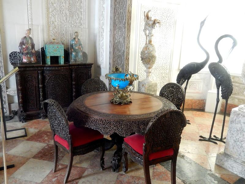 Пазл Собирать пазлы онлайн - Комната во дворце