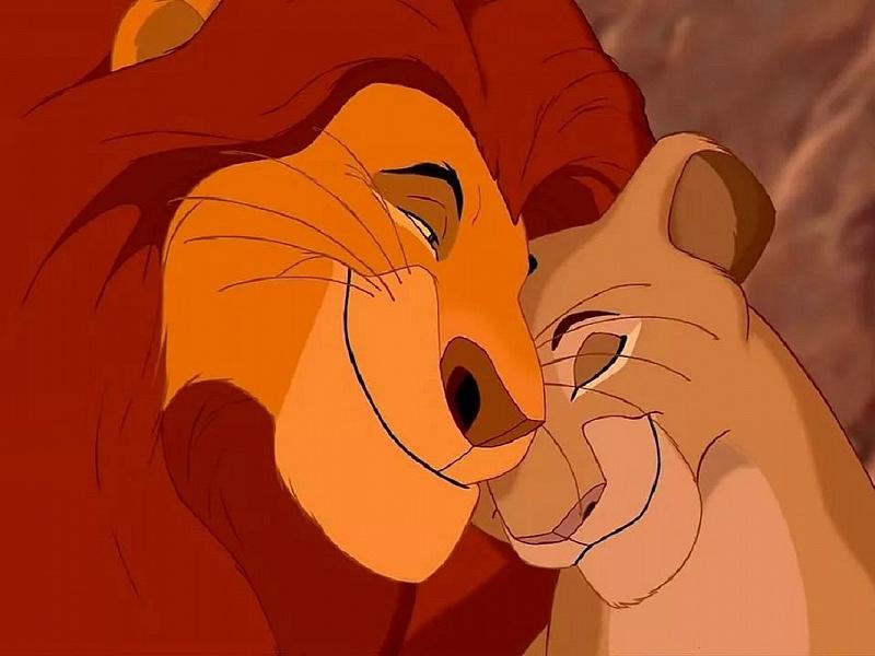 Картинки львом королю король лев