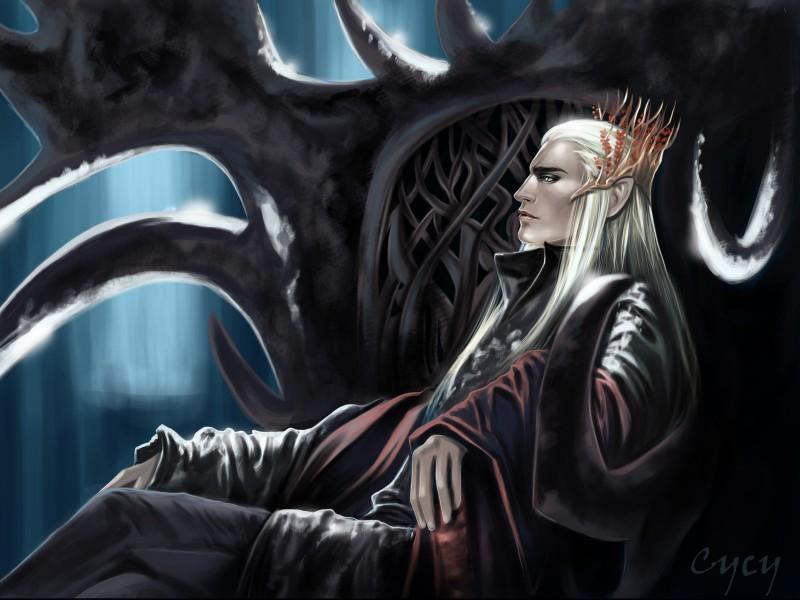 Пазл Собирать пазлы онлайн - Король Трандуил