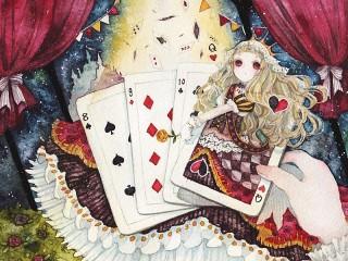 Собирать пазл Королева Алиса онлайн