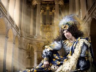 Собирать пазл Королевская маска онлайн