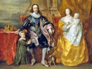 Собирать пазл Королевская семья онлайн