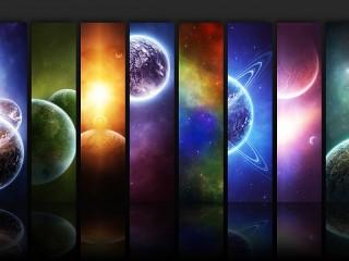 Собирать пазл Космос онлайн