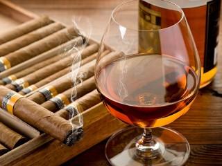 Собирать пазл Кубинские сигары онлайн