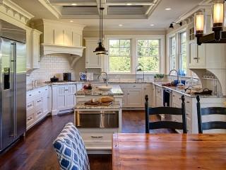 Собирать пазл Кухня и столовая онлайн