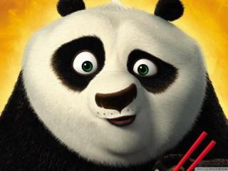 Собирать пазл Кунг-Фу Панда онлайн