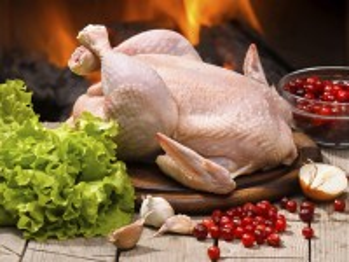 Собирать пазл Курица онлайн