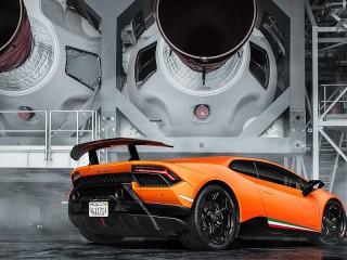 Собирать пазл Lamborghini онлайн