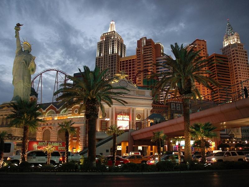 Пазл Собирать пазлы онлайн - Las Vegas