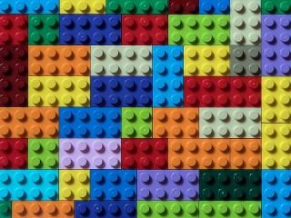 Собирать пазл Lego онлайн