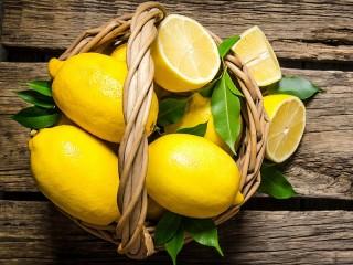 Собирать пазл Лимоны онлайн