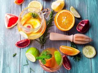 Собирать пазл Лимонад онлайн