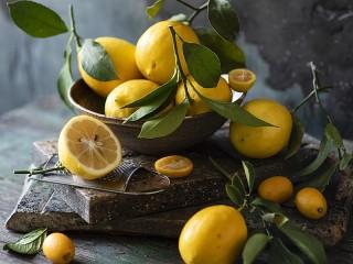 Собирать пазл Лимоны для Анны онлайн