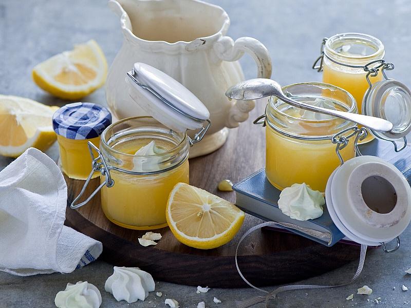 Пазл Собирать пазлы онлайн - Лимонный натюрморт