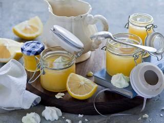 Собирать пазл Лимонный натюрморт онлайн