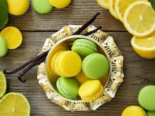 Собирать пазл Лимонно-лаймовое онлайн