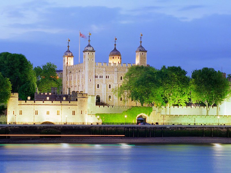 Пазл Собирать пазлы онлайн - Лондонский Тауэр