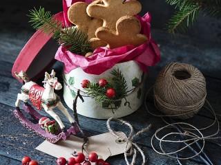 Собирать пазл Лошадка и печенье онлайн