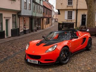 Собирать пазл Lotus Elise онлайн
