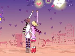 Собирать пазл Love is онлайн