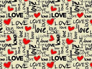 Собирать пазл Love love онлайн