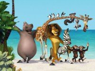 Собирать пазл Мадагаскар онлайн