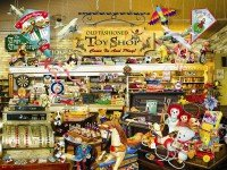 Собирать пазл Магазин игрушек онлайн