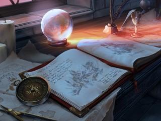 Собирать пазл Magic Revival онлайн