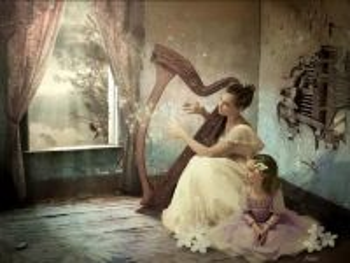 Собирать пазл Магия музыки онлайн